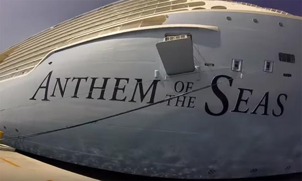 Anthem Of The Seas Barely Passes Usph Inspection Page 9 Crew
