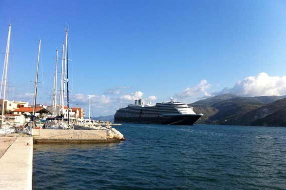 Argostoli Greece Cruise Ship Arrival Schedule 2017 Crew