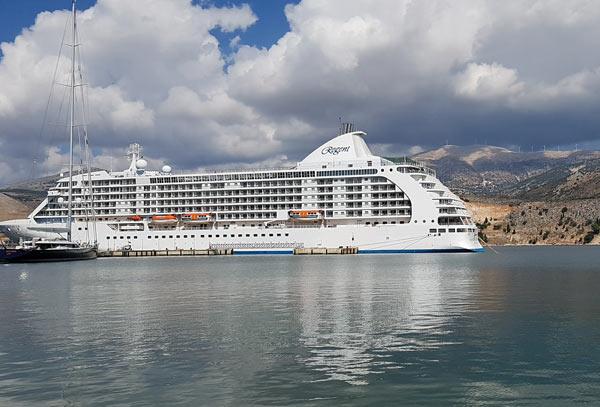 Argostoli Greece Cruise Ship Schedule 2019 Crew Center
