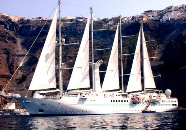 Wind Spirit Itinerary Crew Center - Wind spirit