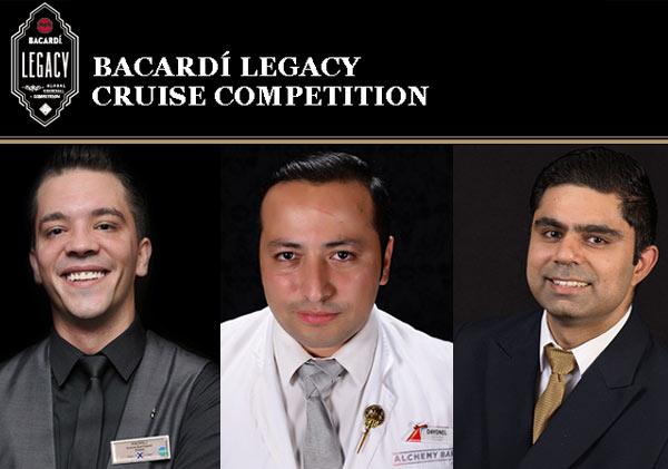 Bacardi legacy 2018