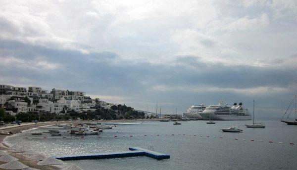 Bodrum  Turkey Cruise Ships Schedule 2019