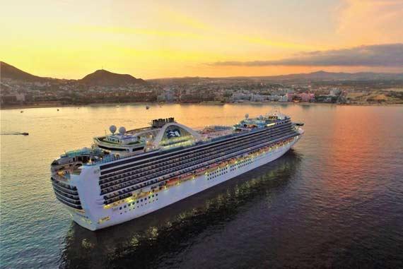 Cabo San Lucas Mexico Cruise Ship Arrival Schedule Crew Center - Long beach cruise ship calendar