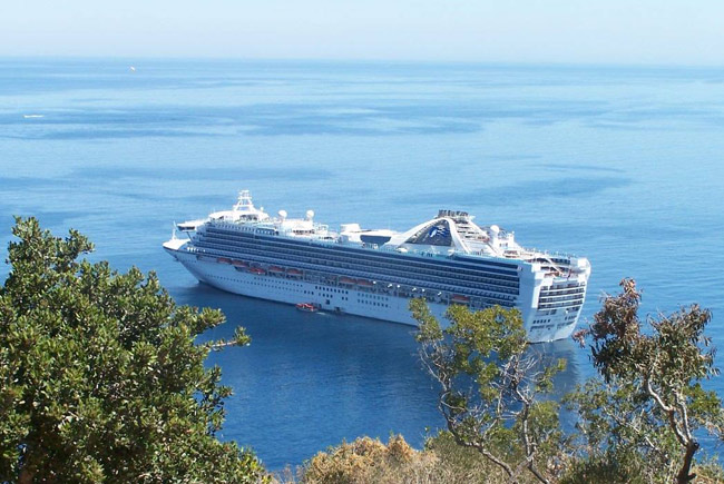 Catalina Island California Cruise Ship Schedule 2020 Crew Center