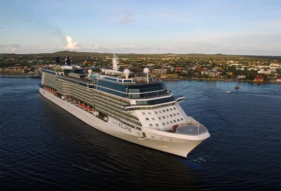 Celebrity Eclipse Will Sail To South America In Crew Center - Celebrity eclipse cruise ship itinerary