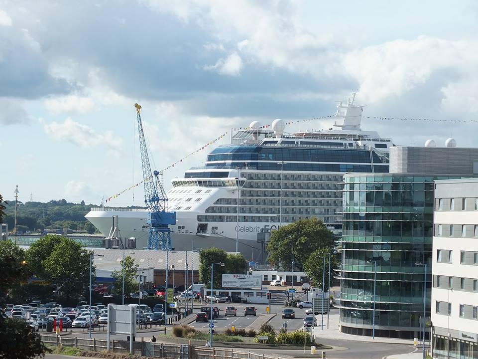 Cruises From Southampton >> Southampton England Cruise Ship Schedule July December 2018