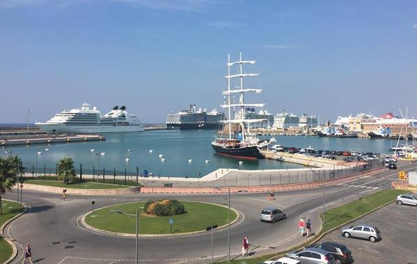 Civitavecchia rome cruise ships schedule january june - Cruise port rome civitavecchia ...