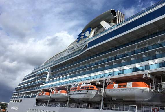 Norovirus Outbreak On Coral Princess Crew Center - Outbreak on cruise ship