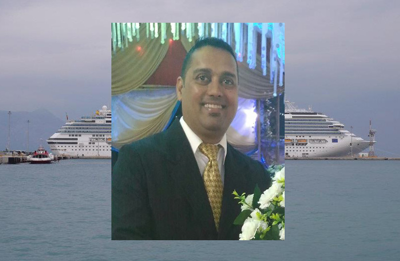 crew member dies on cruise ship