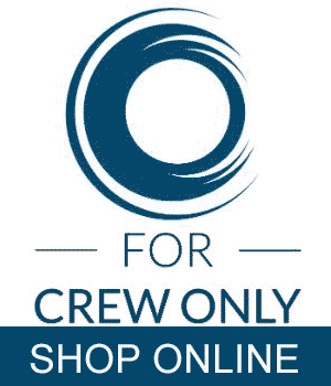 for crew only shipping services for cruise ship