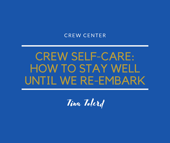 Crew Center cruise ship crew poster 1