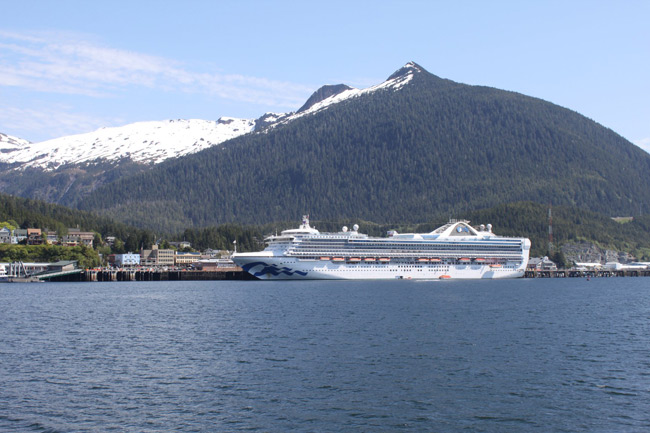 Cruise October 2020.Ketchikan Alaska Cruise Port Schedule August October 2020