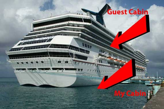 The Ultimate Guide For Surviving Your St Cruise Ship Contract - My cruise ship