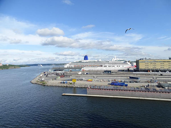 Visiting Stockholm by Cruise Ship - Port Map and Tourist
