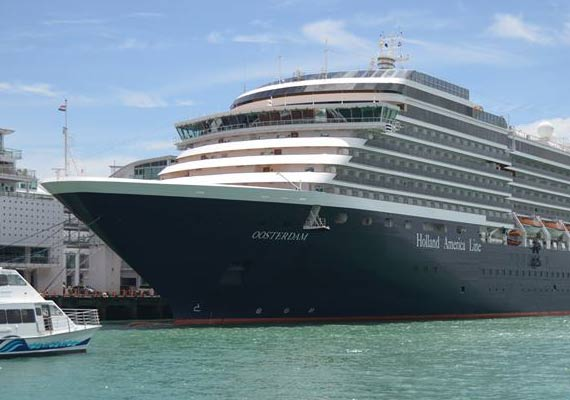 Suspected Norovirus Outbreak On HAL Oosterdam Crew Center - Norovirus outbreak cruise ship