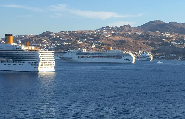 Cruise In December 2020.Mykonos Greece Cruise Port Schedule July December 2020