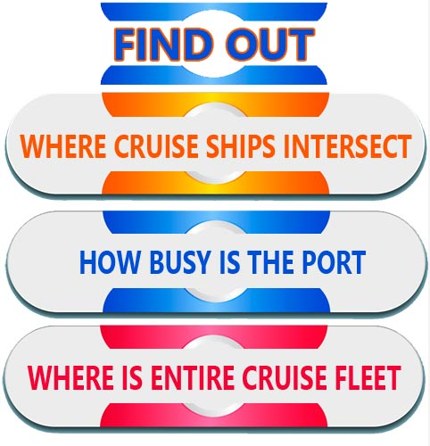 Cruise Ship Port Schedules Crew Center - Bvi ports authority cruise ship schedule