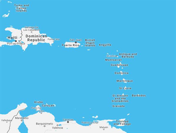 Saint Martin Cruise Ports Schedules Crew Center - Philipsburg st maarten cruise ship schedule