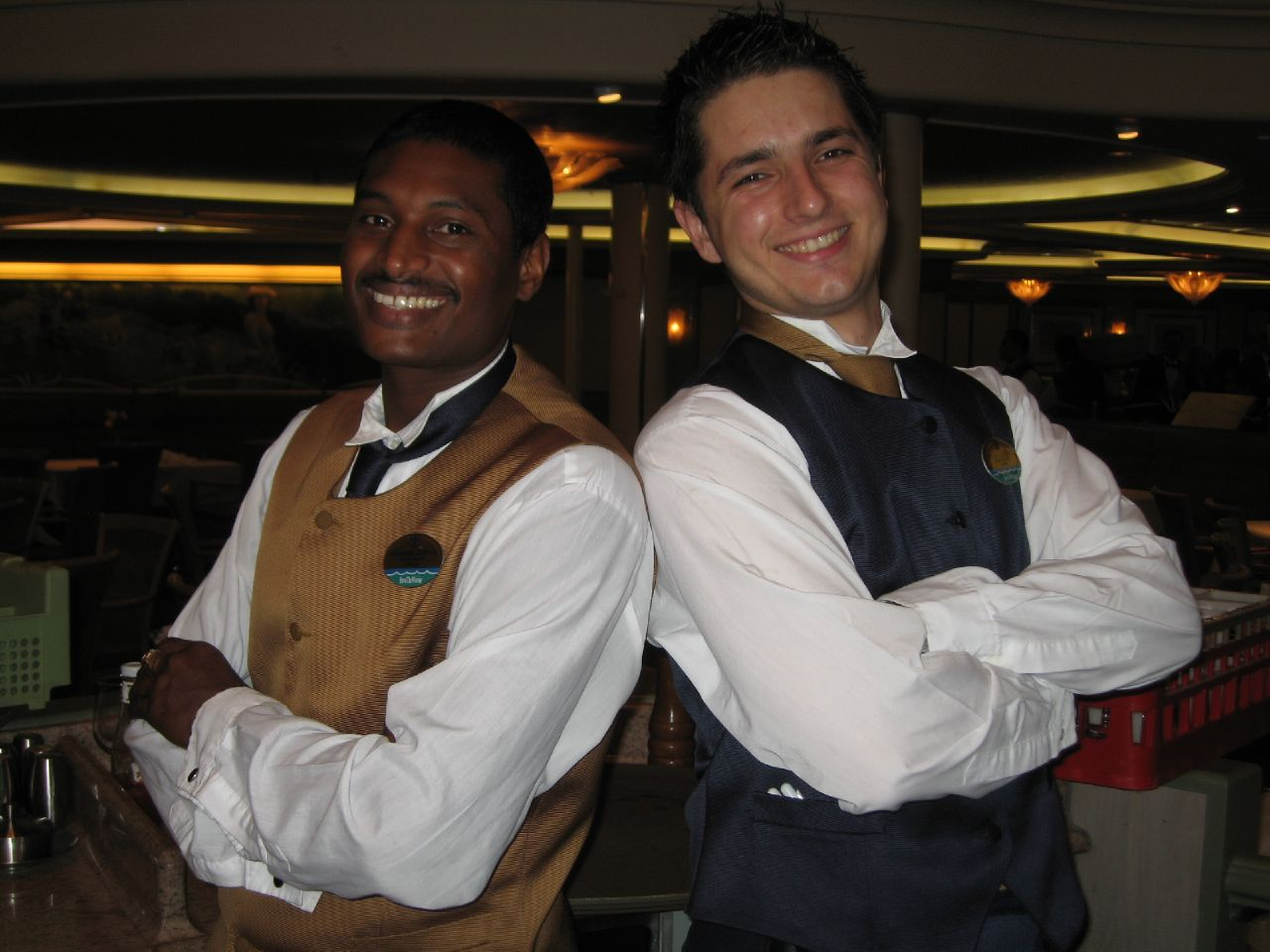 Bar Waiter Duties And Responsibilities On Cruise Ship