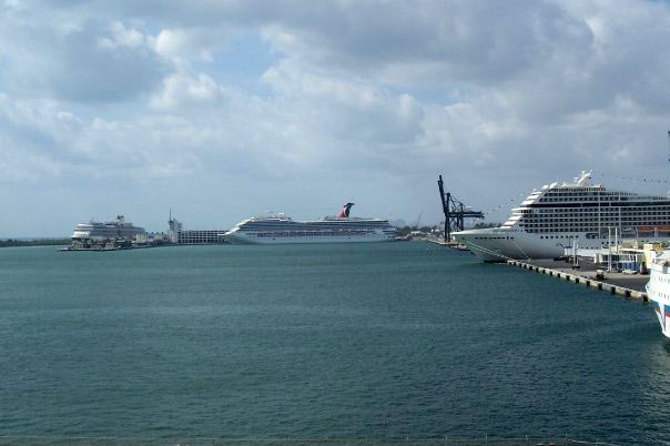 Fort Lauderdale Port Everglades Cruise Port Schedule July December 2019 Crew Center