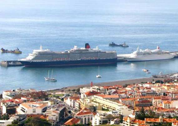 Funchal Madeira Cruise Ship Arrival Schedule Crew Center - Boudicca cruise ship itinerary