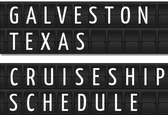 Galveston Cruise Ship Schedule 2018 Crew Center