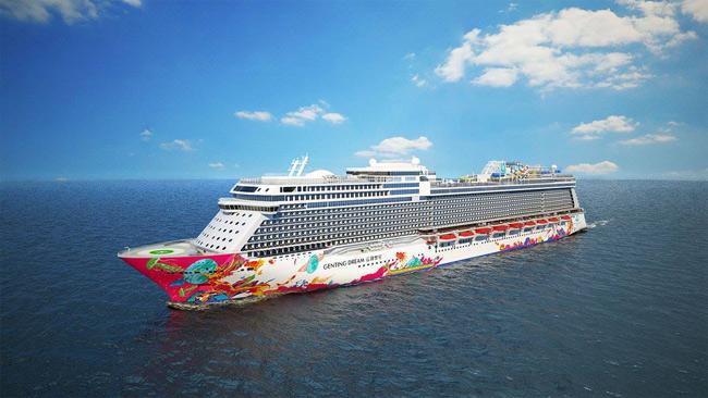 cruise ship genting dream