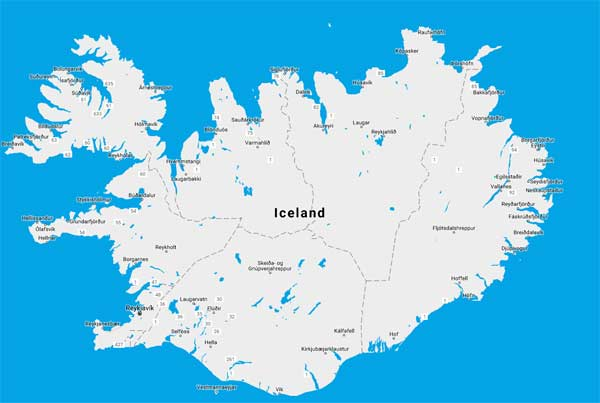 Iceland Ports Cruise Ships Schedules 2019 Crew Center