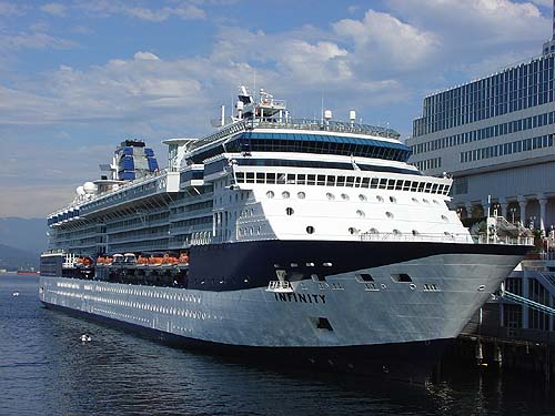 Celebrity Infinity Cruise Itinerary And Sailing Calendar - Celebrity eclipse cruise ship itinerary