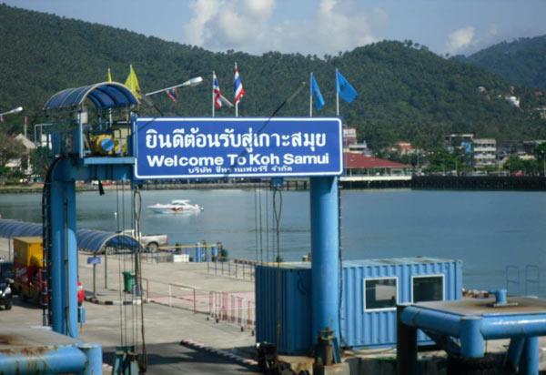 Koh Samui, Thailand Cruise Ships Schedule 2019   Crew Center