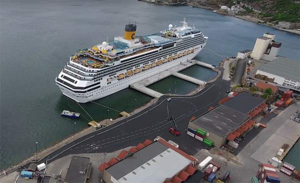 Kristiansand Norway Cruise Ship Arrival Schedule Crew Center - Cruise ship norway