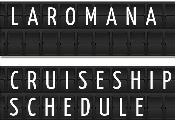 la romana dominican republic cruise ship calendar 2018 provides the opportunity to search arrival and departure schedules of cruise ships arriving in this