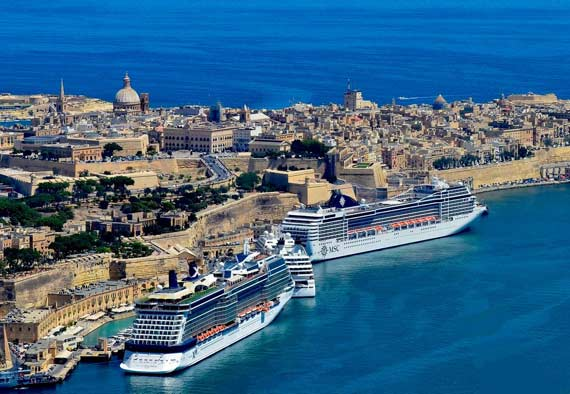 valletta malta cruise ship arrival schedule 2017 crew center