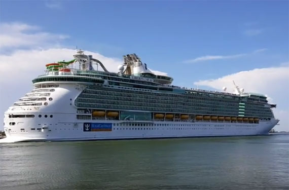 liberty of the seas receives perfect u s p h score crew center