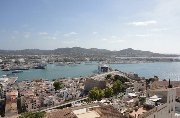 Ibiza, Spain Cruise Ship Schedule 2019 | Crew Center