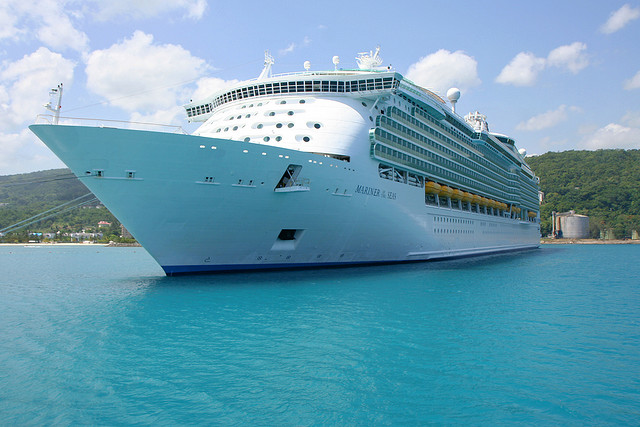 RCCL Mariner Of The Seas Itinerary Cruise Line Royal Caribbean