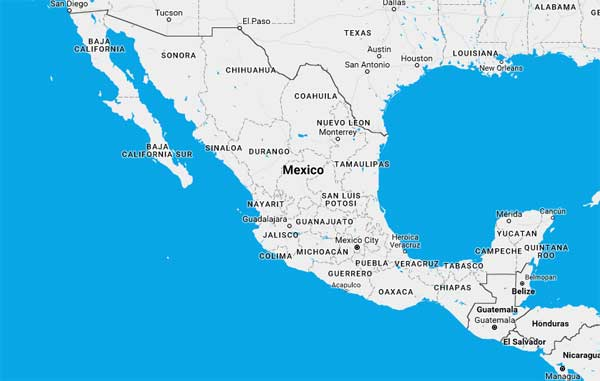 Mexico Cruise Ports Schedules 2019 | Crew Center on map of key west cruise ports, map of miami cruise lines, map of quintana roo mexico, map of mexico states, map of us cruise ports, map of brazil ports, carnival cruise ports, map of california and mexico, map of north america and mexico, map of cruise ship docks, map of galveston cruise terminal, map of mexico coastline, map of pyramids in mexico, cozumel street map with ports, mexico cargo ports, map of mexican ports, map of mexico resorts, ship at cozumel map of ports, map of carnival ports in mexico, map to cozumel,