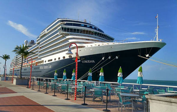MS Eurodam Itinerary Crew Center - Eurodam cruise ship