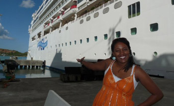 My First Crew Party On Cruise Ship Crew Center - Staff on a cruise ship