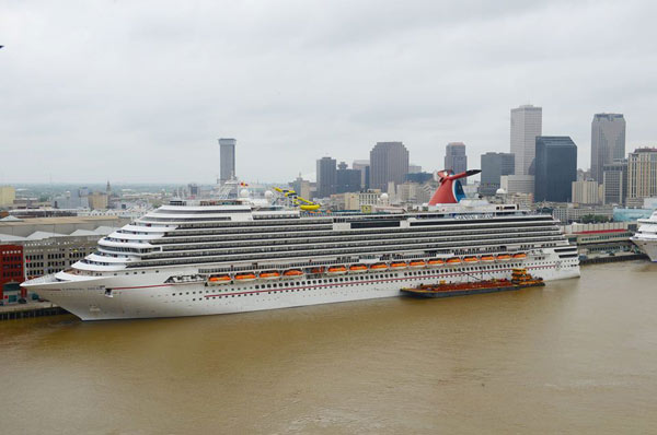 Cruises From New Orleans >> New Orleans Louisiana Cruise Ship Schedule 2019 Crew Center