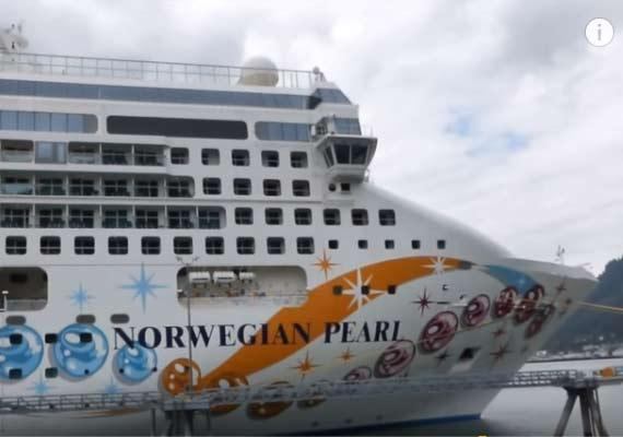 Crew Member Reported Missing On Norwegian Pearl Crew Center - Norwegian pearl cruise ship