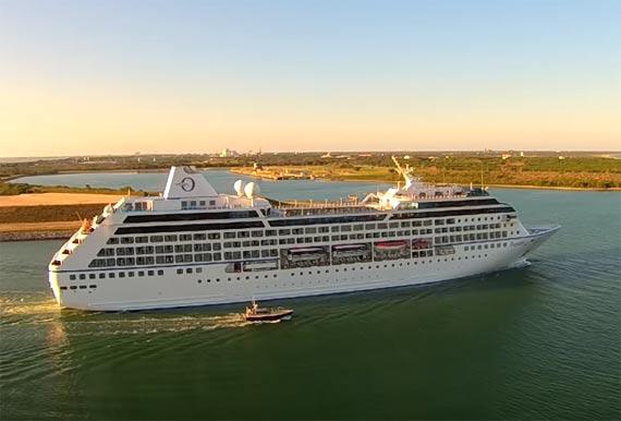 Oceania Regatta Itinerary Crew Center - Oceania regatta cruise ship