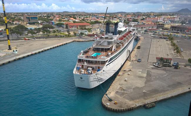 Oranjestad, Aruba Cruise Ships Port Schedule 2020 / 2021