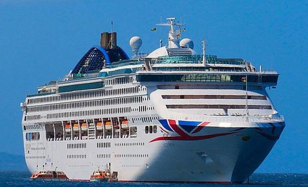 PO Oceana Itinerary Crew Center - Oceana cruise lines