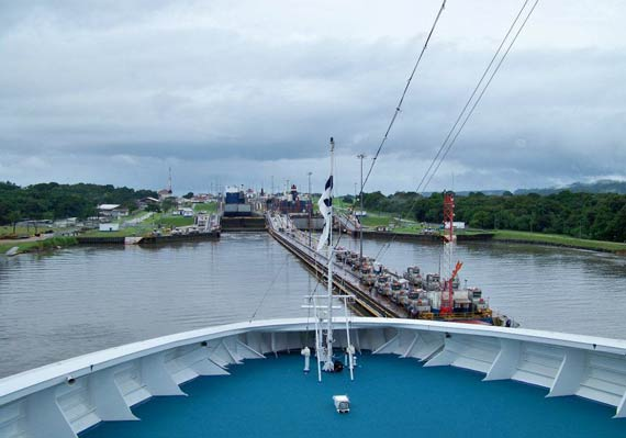 Panama Canal Cruise Ships Schedule Crew Center - Panama cruise