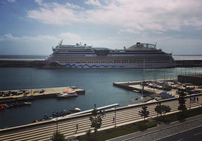 Funchal Madeira Cruise Ships Schedule 2020 Crew Center