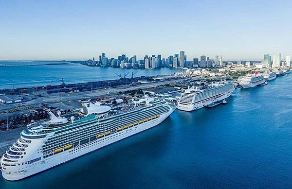 Port of Miami cruise ship schedule January-April 2019 | Crew