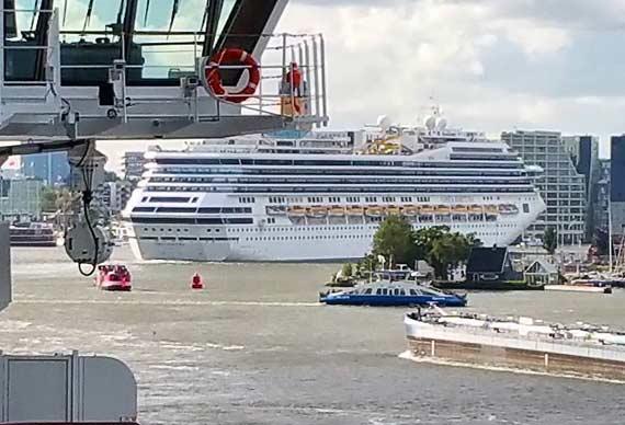 Amsterdam Holland Cruise Ship Schedule Crew Center - Balmoral cruise ship schedule