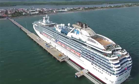 Puntarenas Costa Rica Cruise Port Schedule Crew Center - Cape canaveral cruise ship schedule