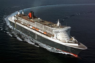 Queen Mary Itinerary Crew Center - Princess mary cruise ship